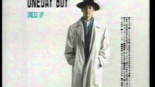 1988年トレンディーな阿部寛さんの牛乳石鹸ONE-DAYのCMのCMです。阿部...