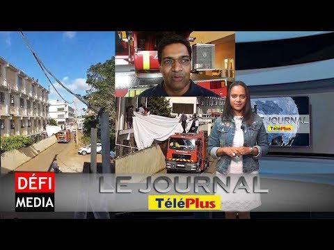 Le Journal Téléplus – Des pompiers arrivent à dissuader une collégienne de commettre l'irréparable