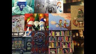 Зимние книжные покупки и подарки + Литературная викторина