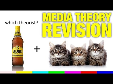 Media Studies theorist revision session