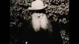 Lev Tolstoy İnsan Her Zaman Özgürdür (1909)  Türkçe Altyazılı (Eng/Rus Sub)