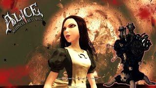 Между ДВУХ МИРОВ! Алиса В СТРАНЕ УЖАСОВ / Прохождение игры Alica: Madness Returns #13