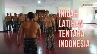 Inilah Latihan Ker4s Militer Indonesia yang Mungkin Belum Anda Ketahui