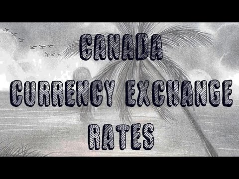 Canadian Dollar (CAD) Currency Exchange Rates
