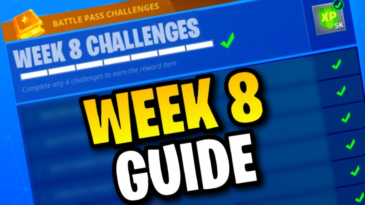 porogames guide season 4 challenges