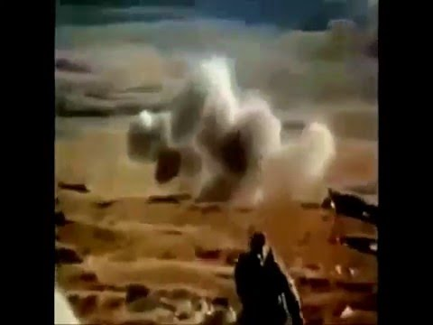 Falklands War Combat Footage