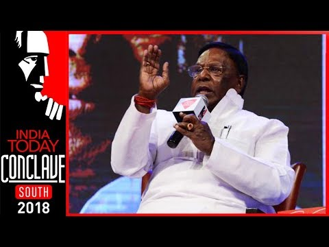 Kiran Bedi Acts In Unconstitutional Manner, Says V Narayanasamy, Puducherry CM | IT Conclave 2018