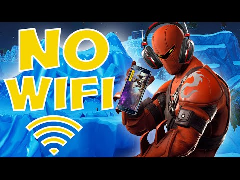 How To Use Voice Chat In Fortnite Mobile Without Wifi