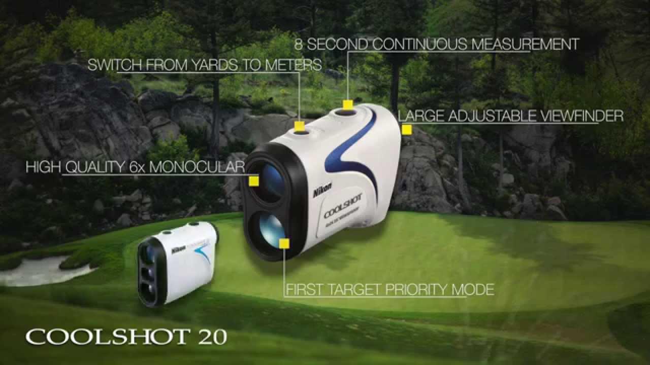 Entfernungsmesser Nikon Coolshot 20 : Coolshot il miglior prezzo di amazon in savemoney