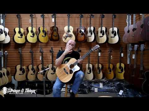 Strings & Things Music certified repairman Erik Hodges talks about Martin adjustments & repairs