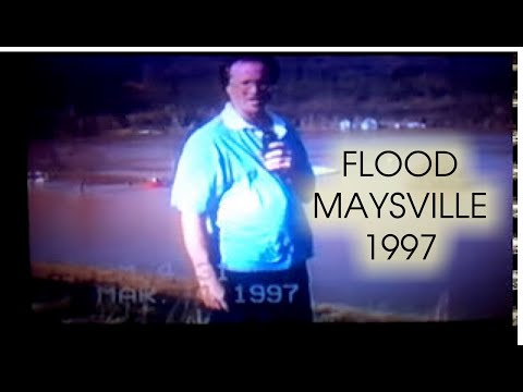Maysville Kentucky Flood 1997