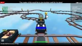 Gameplay| Roblox| Cart Ride| Español|