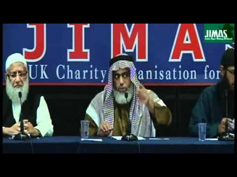 (JIMAS Conference 2011-Seminar one)- Healing the Heart - Sheikh Salim al Amry & Shaykh Sohaib