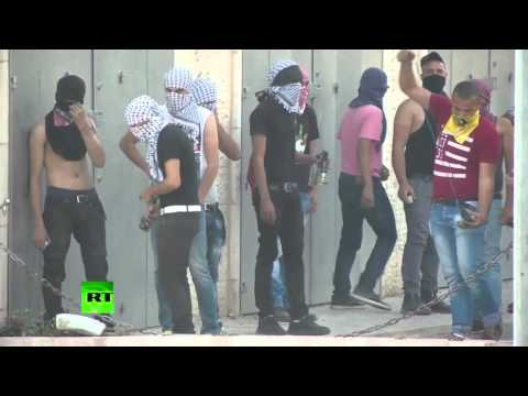 'Third Intifada?' Violence grips West Bank and Gaza, clashes intensify