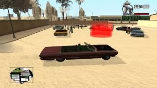 Прохождение GTA: San Andreas на 100% (Миссия 9 -Чезаре Виальпандо )