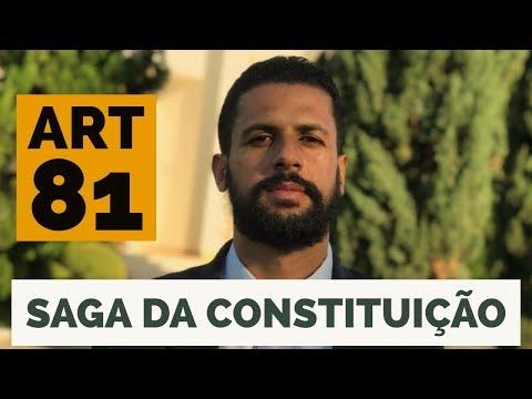 Dupla Vacância da Presidência da República - artigo 81 CF