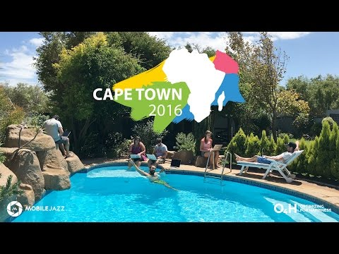 Mobile Jazz - Remote Office - Cape Town 2016