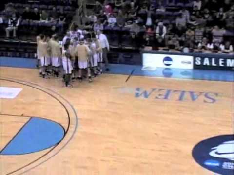 Wooster vs. Williams: 2011 NCAA Div. III Basketball Semifinals (Part 1)