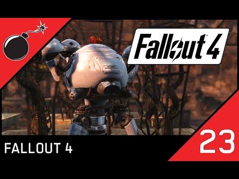 Fallout 4 Gameplay - HARDWARE STORE AMBUSH  Ep23