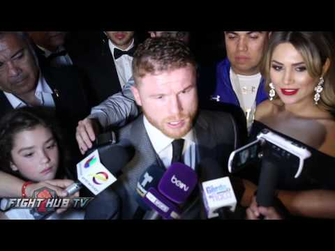 "Thumbnail: Canelo Alvarez reacts to getting the Golovkin fight! ""It will be my highest achievement"""