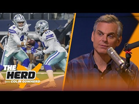 Colin Cowherd 3-Word Game after NFL Week 12 | NFL | THE HERD