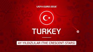 Turkey at UEFA EURO 2016 in 30 seconds