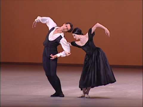 Isabelle Ciaravola and Alexandre Riabko / la Dame Aux Camellias