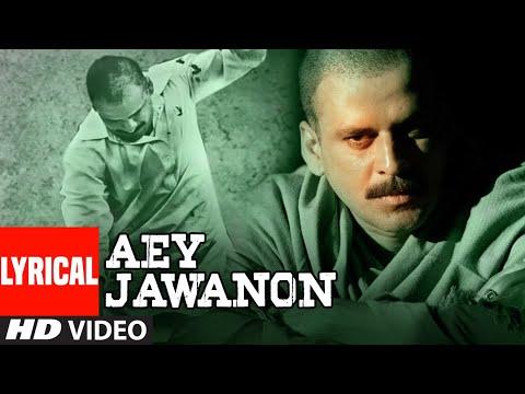 Aey Jawanon With Lyrics |Gangs of Wasseypur | Feat. Manoj Bajpai Mp3