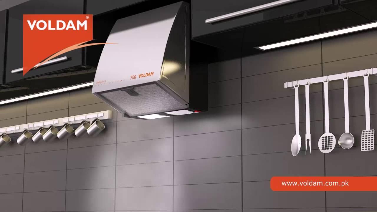 Voldam Kitchen Extractor Fan PS750