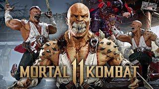Mortal Kombat 11: FULL Baraka NEW Gameplay Walkthrough!!