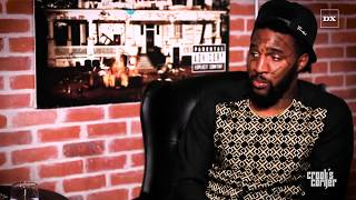 In the first episode of Crook's Corner, Kxng Crooked talked with Da...