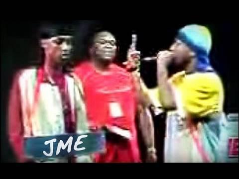 Grime MC JME (Boy Better Know) Chokes in Rap Battle (The Jump Off 33)