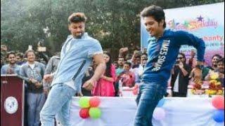 Anubhav vs swaraj Barik real dance || Adhar card re sukuti Sahoo anubhav mahanty and swaraj.mp3