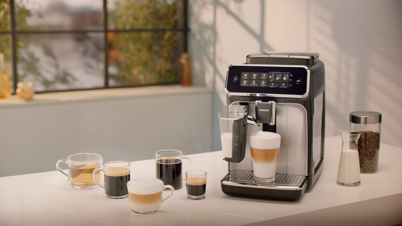 Philips 3200 Lattego Review Video