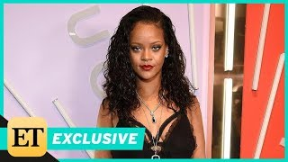 Rihanna Wonders If She's Been Kicked Out of the 'Ocean's 8' Group Text (Exclusive)