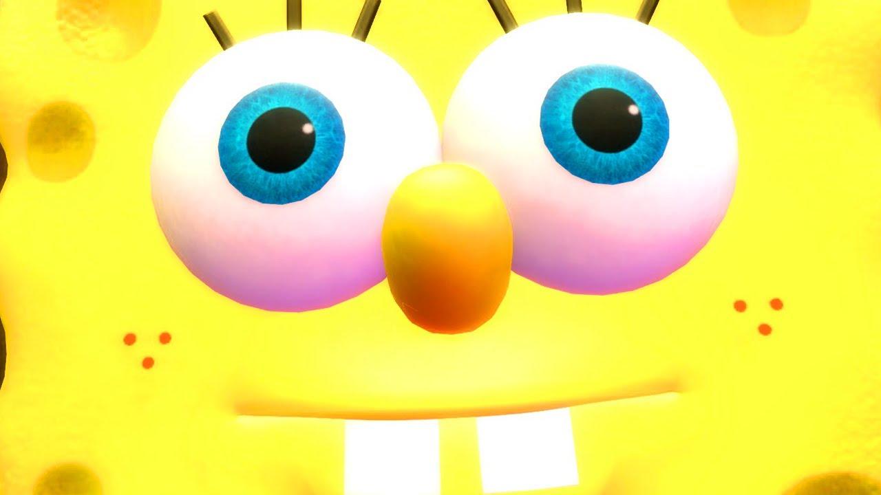SpongeBob plays Hide and Seek Gmod