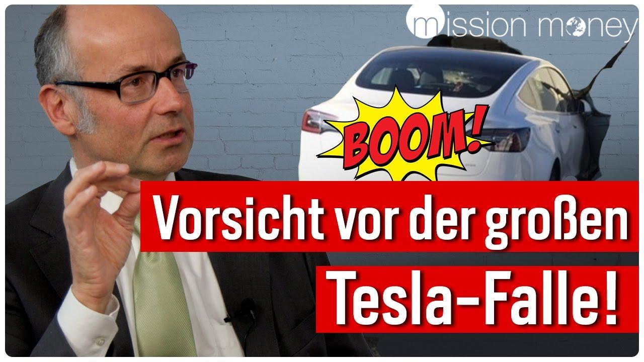 Andreas Beck: Wer am Ende richtig draufzahlt bei Tesla! // Mission Money