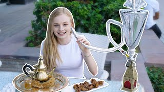 We ONLY ate ARABIC food for 24 HOURS! ?