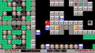 Supaplex: Original Levels: Level 67: Get Them Out!