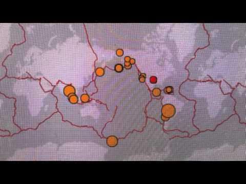 """Argentina """"Mega 6.7 Quake"""""""