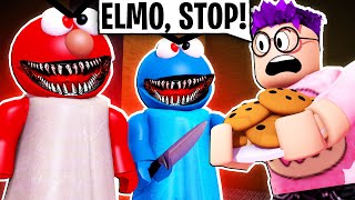 Can You Beat This EVIL ROBLOX PUPPET!? (CHAPTER 4)