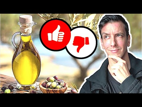 Is Olive Oil Good For You? | The Skinny on Oil