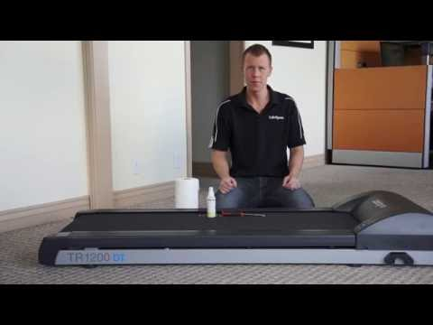 Lifespan - How To Lubricate Your Treadmill Belt