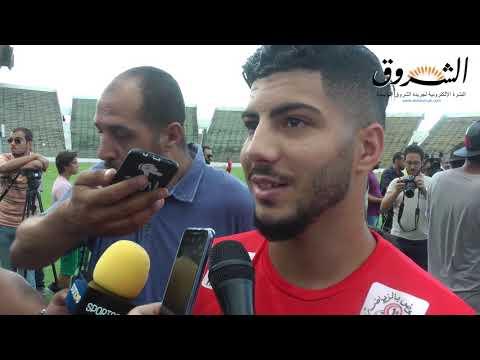 بسام السرارفي يتحدث عن أجواء المنتخب بعد كأس العالم