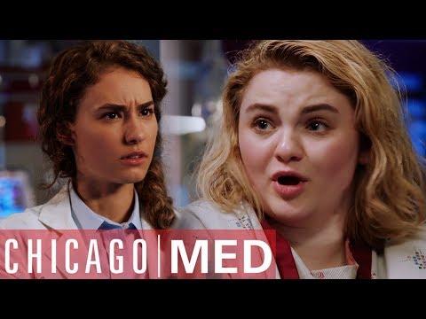 I'm Not Crazy | Chicago Med