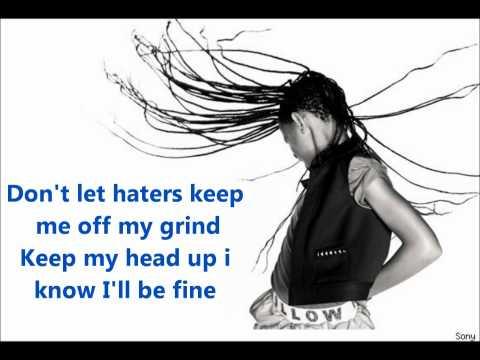 Willow Smith- Whip My Hair Lyrics