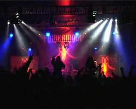Powerwolf — Mother Mary is a bird of prey -SUMMERBREEZE 2007