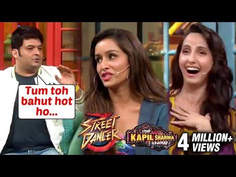 Kapil Sharma FLIRTS With Nora Fatehi in Front Of Shraddha Kapoor Varun Dhawan |The Kapil Sharma Show
