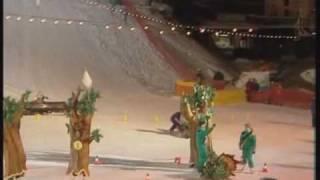 Jeux Sans Frontieres 1991-1992 Winter - Heat 1 - 1st game