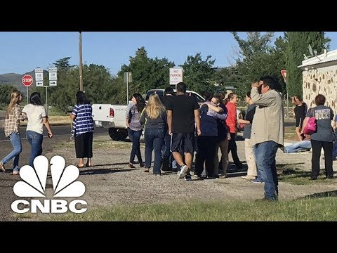 WATCH: Texas High School Shooting — Authorities Hold News Conference | CNBC